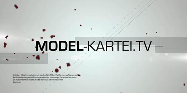 Model-Kartei TV Moderator