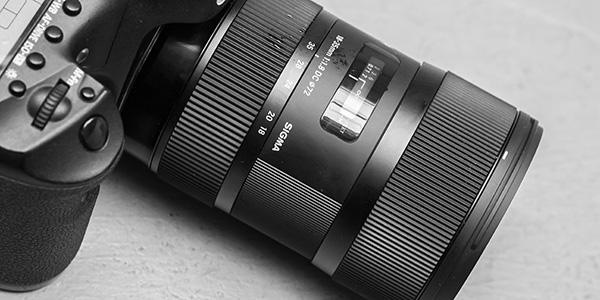 Sigma 18-35mm f1.8 Test Qualität Objektiv Vergleich
