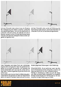 eBook Lichtformer Vergleich Aufsteckblitz