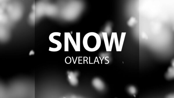snow overlays