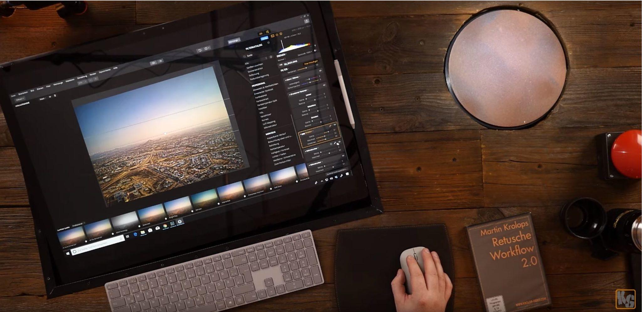 Luminar Flex - Plugin für Lightroom und Photoshop | Krolop