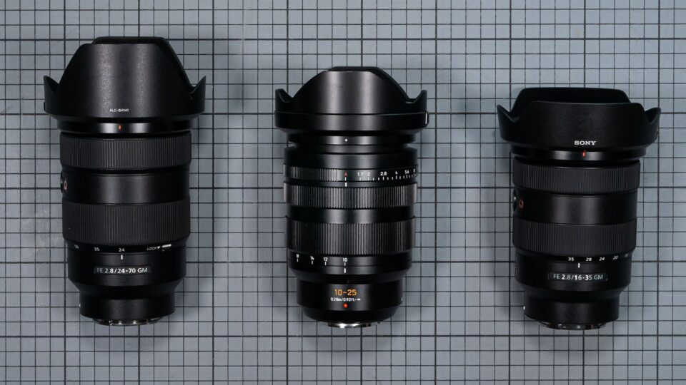 Leica DG Vario-Summilux 10-25mm F/1.7
